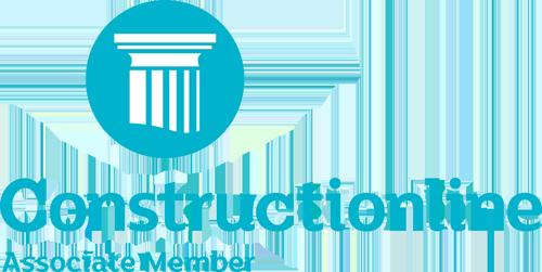 Constructionline Associate Member - Constructionline logo
